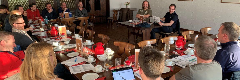 Ausrichtersitzung 2020 in Magstadt